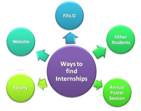 find an intern process field experience office f ex o