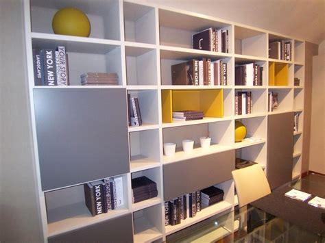 librerie in offerta libreria con ante in offerta modello open