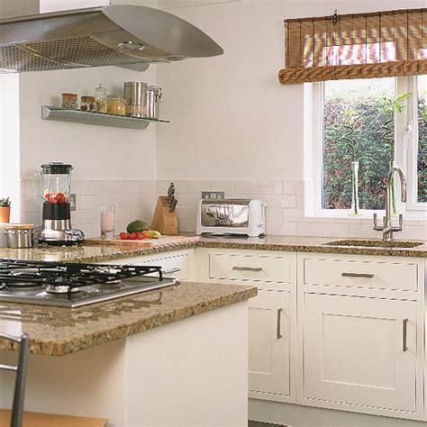 white kitchen ideas uk small white kitchen kitchen design white cabinetry ideal home