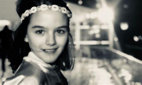 Katie Holmes shares rare snap of daughter Suri