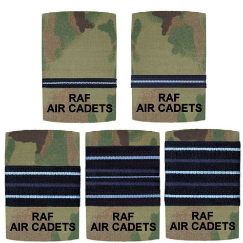 The Cadet upgrade your air cadet badges for 2017 the cadet direct