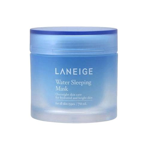 Harga Laneige Water Sleeping Mask jual laneige water sleeping mask 70 ml