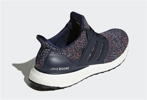 Adidas Ultra Boost 30 Navy Black Sepatu Olahraga Pria Fitness Premium adidas ultra boost 4 0 navy multicolor releases this month air release dates