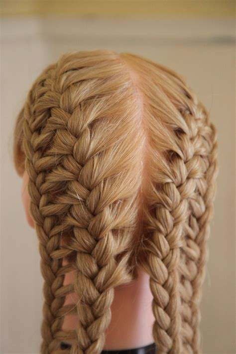 Different Types Of Plaits For Hair Step By Step by Ladder Braid Tutorial 183 How To Style A Braid