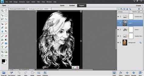 double exposure tutorial photoshop elements create a vintage double exposure in elements photoshop