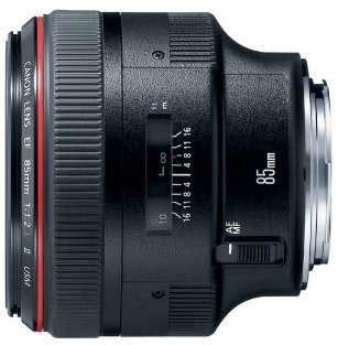 Lensa Up Canon lensa canon 85mm f1 2