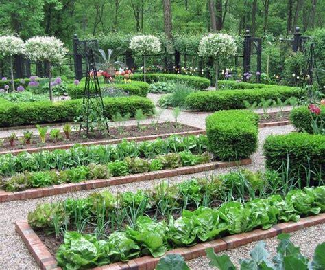 Modele De Jardin Potager