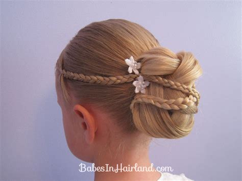 micro braid hairstyles for weddings micro braid updo babes in hairland