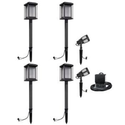 Led Landscape Lights Low Voltage Malibu Lighting 8418290606 Malibu Landscape Lighting Low Voltage Led Prominence Path Spot