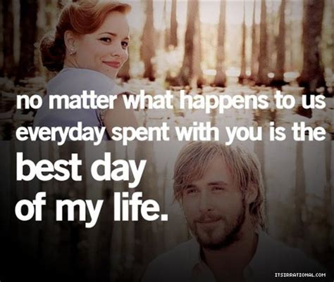 no matter what happens to us a day with you is the best day ever love quotes dump a day
