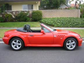 picture of 2001 bmw z3 2 5i convertible