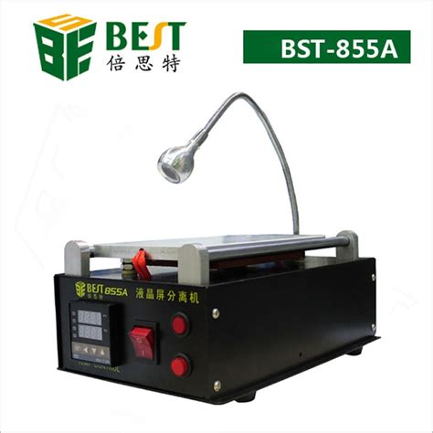 220v Silicon Heater Lcd Screen Separator Repair Tool Digital Display middle frame remover machine lcd screen separator touch screen separator machine