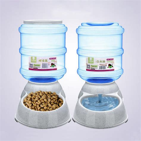 Water Dispenser For Dogs 3 5l large automatic pet feeder for cats