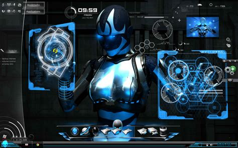 pc themes deviantart my customize rainmeter desktop by japoyvidal on deviantart