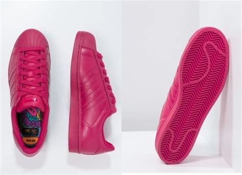 Sepatu Adidas Pharrel William adidas supercolor the sneakers collection by pharrel
