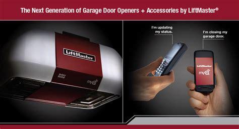 Liftmaster Garage Door App Liftmaster App Abre La Puerta De Tu Garage Desde Tu Iphone Poderpda