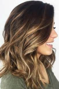 low lights on black shoulder length hair best 25 medium haircuts for women ideas on pinterest