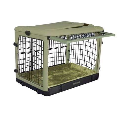 dog crate side large crate tray 308618a the home depot