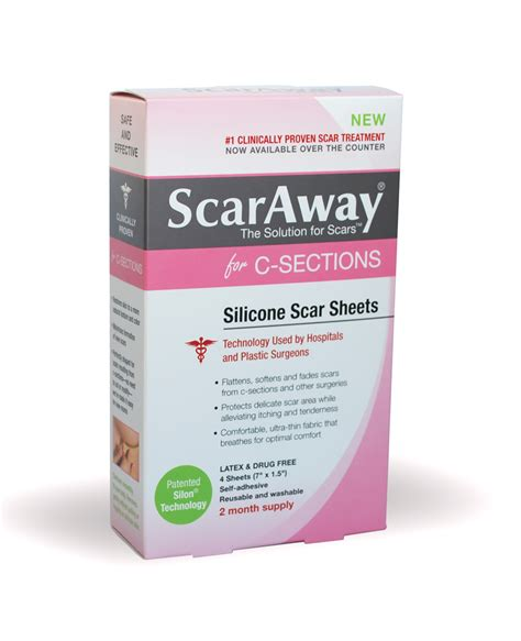 medication for c section scaraway c section scar sheets giveaway