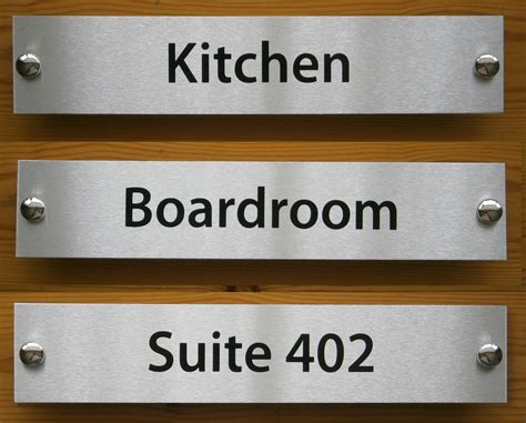 professional room signs wooden office signs interior office signage