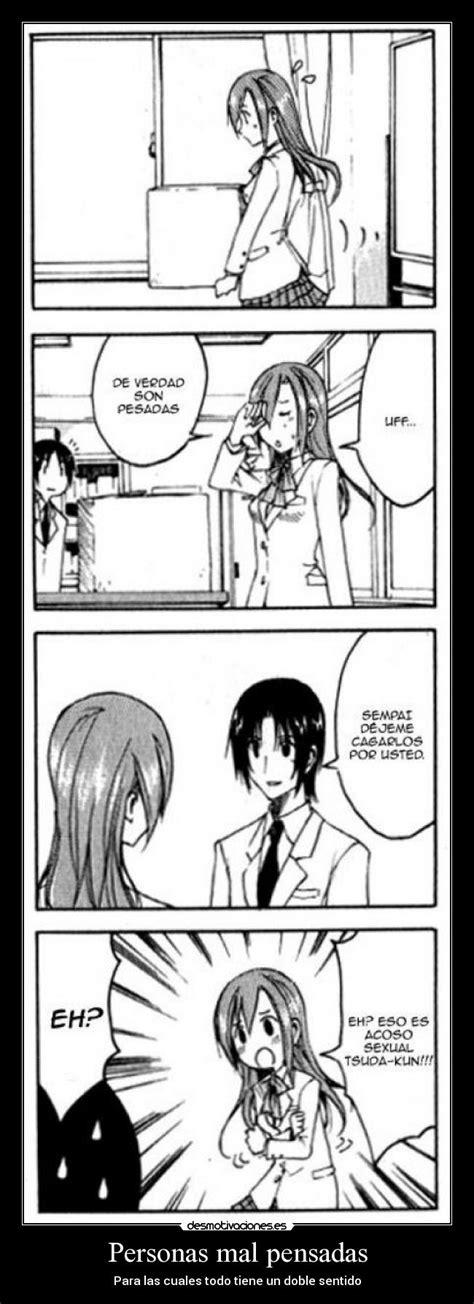 videos imagenes mal pensadas carteles anime manga otaku amor amigos desmotivaciones