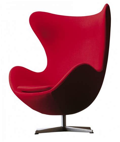 fauteuil pivotant oeuf fauteuil oeuf design arne jacobsen pour fritz hansen la boutique danoise