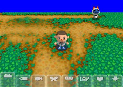 Animal Crossing City Folk Genie L by Animal Crossing City Folk The Cutting Room Floor