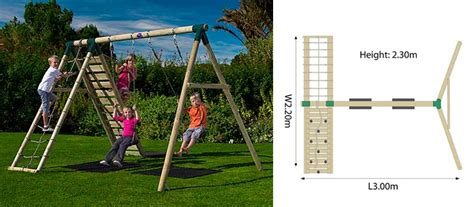 wooden swing sets ireland backyard adventures are the most competitive supplier of