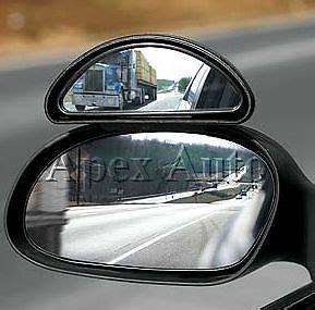 car blind spot mirrors blindspot mirror for car or adjustable blind spot ebay