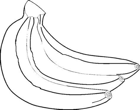 Dididou Coloriage Fruits Banane Page 2