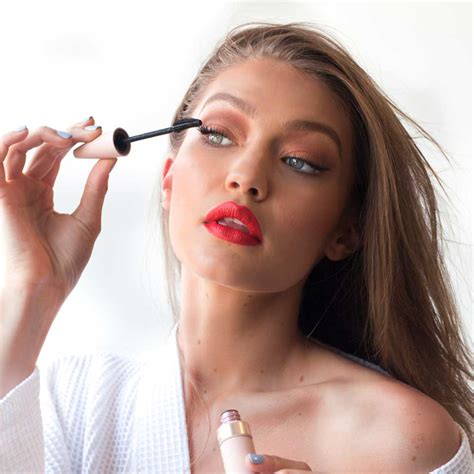 Maybelline X Gigi Hadid in gigi hadid x maybelline collection review