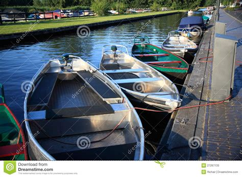 electric boat orientation small canal royalty free stock photo cartoondealer