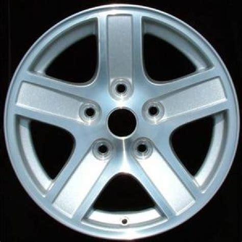 2005 dodge durango wheel bolt pattern dodge durango 2212msr oem wheel 5jf60trmaa oem