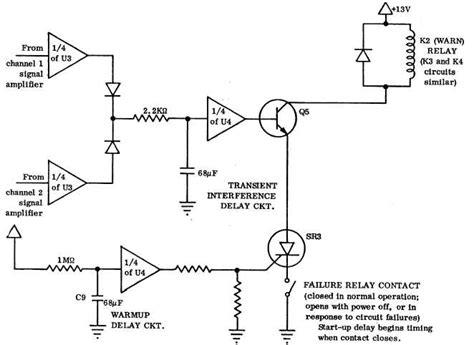 delay diagram time delay circuit cd802 832 schematic diagram