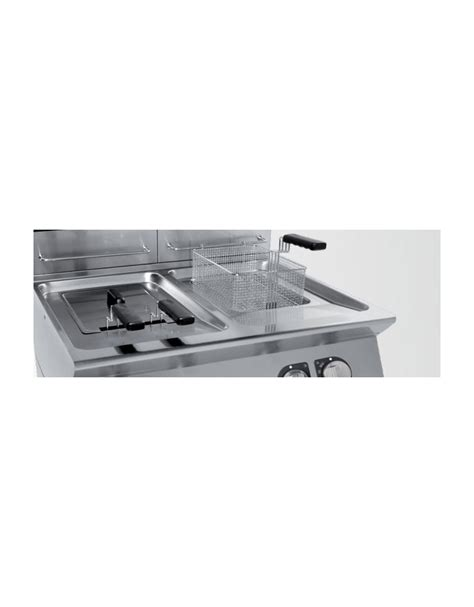 friggitrice 2 vasche friggitrice 2 vasche lt 17 17 dimensioni cm 80x70x85h