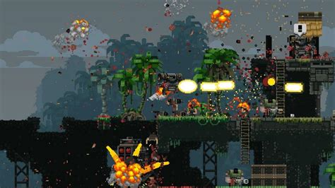 full version of broforce broforce review gaming nexus
