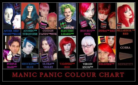 hair dye continued the truth about manic panic bonzai haircolor extremists since 1977 ah 243 ra en emp desde 12 99