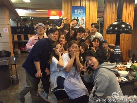 film sehun exo i love catman weibo 160521 sehun we wpisie bo yuanhua członkini ekipy