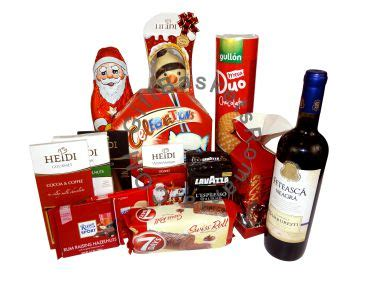 christmas gift baskets delivery  romania including bucharest