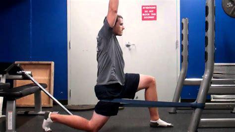 Half Hip Half Kneeling Hip Flexor Stretch W Anterior Femoral Glide