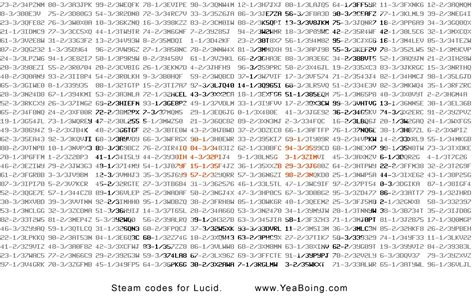 coding reddit hi reddit here s 100 steam codes for lucid rebrn