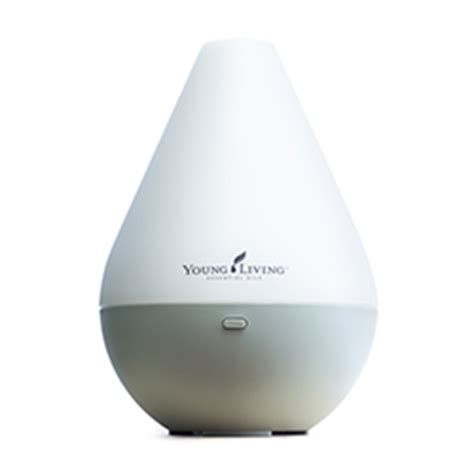 living home diffuser dewdrop diffuser living essential oils