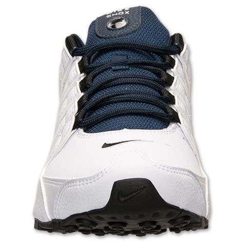 mens nike shox nz eu running shoes s nike shox nz eu running shoes white black obsidian