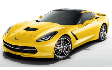2014 corvette colors carrevsdaily 2014 corvette stingray colors animation222 gif