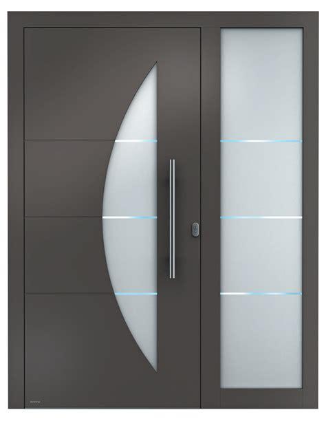 Eingangstüren Mit Seitenteil Modern by Aluminium Haust 252 Ren Sedor Modern Mit Seitenteil