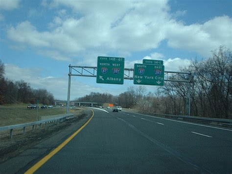Garden State Parkway South by Garden State Parkway New York Flickr Photo