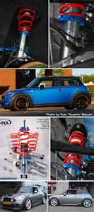 Mini Cooper S Suspension Upgrades Vmaxx Mini Cooper Coilover Suspension Mini Cooper