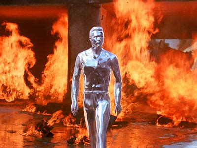 Terminator 2: Judgment Day (1991) Review |BasementRejects T 1000 Terminator