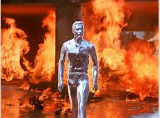 Terminator 2: Judgment Day (1991) Review |BasementRejects T 1000 Terminator 2