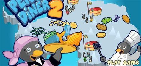 cocina pinguinos juegos de cocina de ping 252 inos netgaming